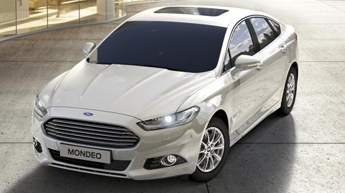 2016 Ford Mondeo. Image via fordautoreviews