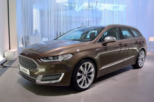 2016 Ford Vignale - is it contributing to Ford´s bottom line? Image: autoexpress.co.uk