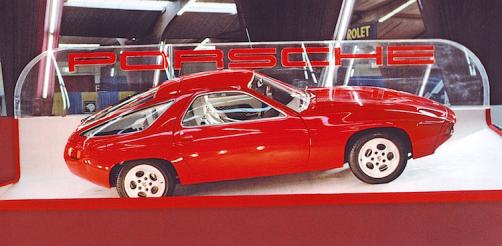 1977 Porsche 928. Image: Rennlist