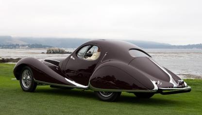 Figoni et Falaschi Talbot-Lago T-150