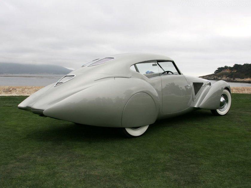 1937 Pourtout Delage D8-120S ultimatecarpage-com