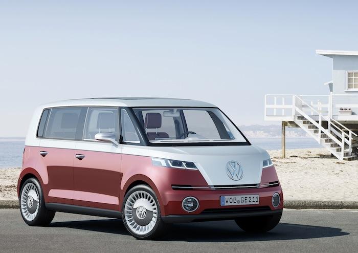 2011 VW Bulli image plugincars.com