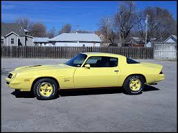 1978 Chevrolet Camaro Z-28: source