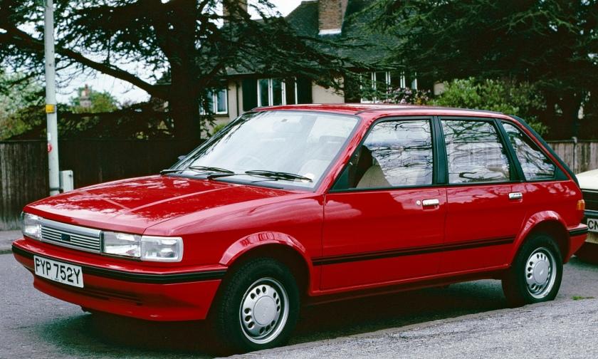 1982 Austin Maestro, standard model: source