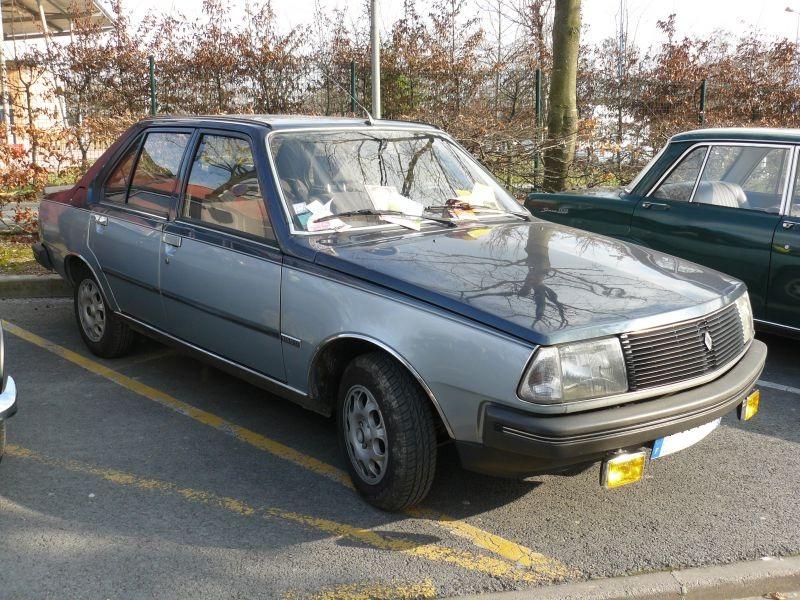 """1984 Renault 18 """"American"""""""