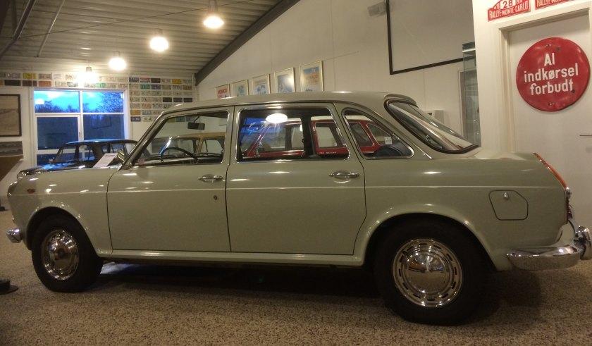1972 Morris 1800