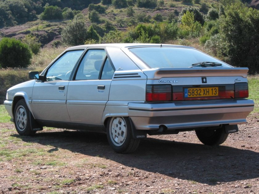 1988 Citroen BX Ourane: source.