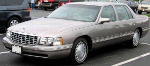 1997 Cadillac Deville:wikpedia