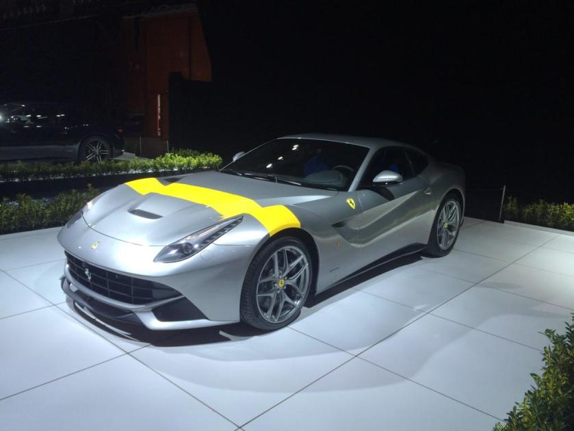 2015 Ferrari F12 Berlinetta Tour De France: source