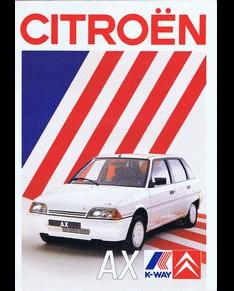 Theme: Special – Citroen AXK.Way