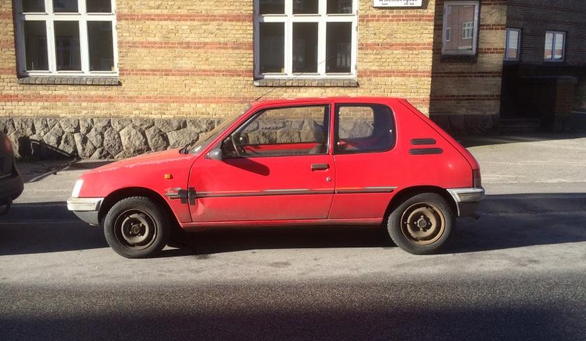 1991 Peugeot Color Line
