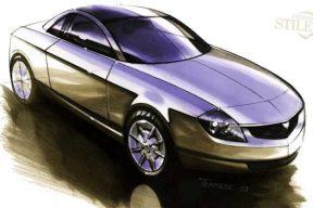 A Marco Tencone render for the Fulvietta concept. Image:autoya
