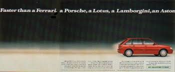 Maestro Turbo Advert