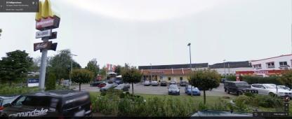 Stuttgart McDonalds image via Google