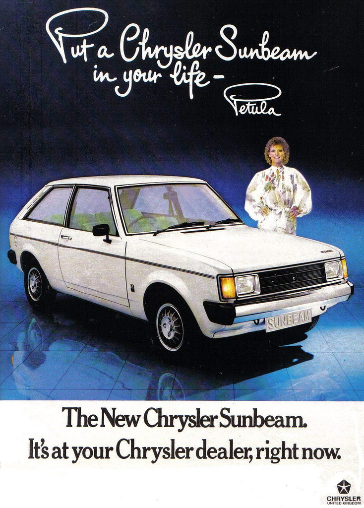 1977 Chrysler Sunbeam: source