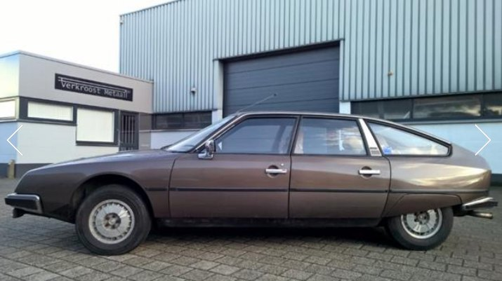 1979 Citroen CX GTi: source