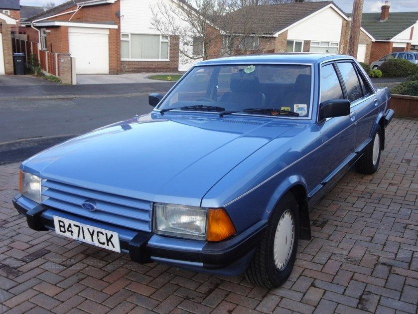 1985 Ford Granada - just brilliant: source