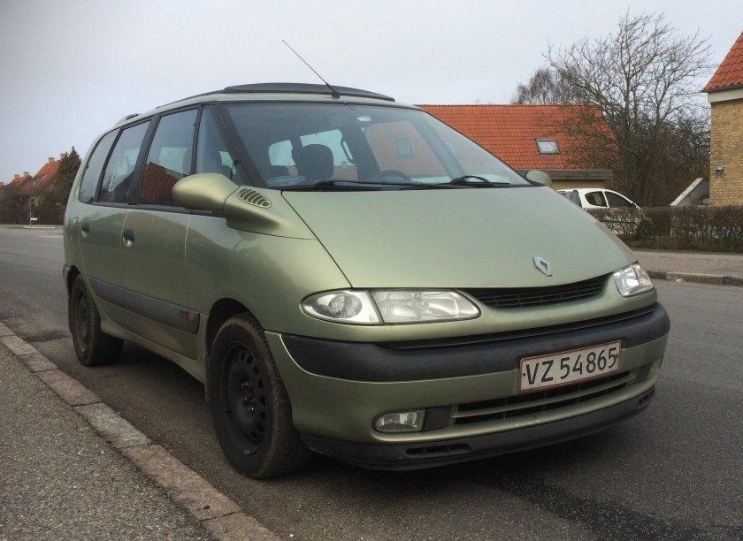 1997 Renault Espace 3.0 V6 24V