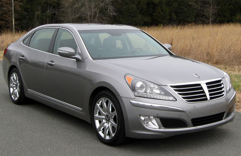 2011 Hyundai Equus has active ride technology: source