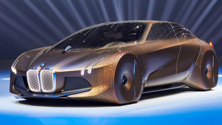 2016 BMW Vision 100 is not a CUV: source