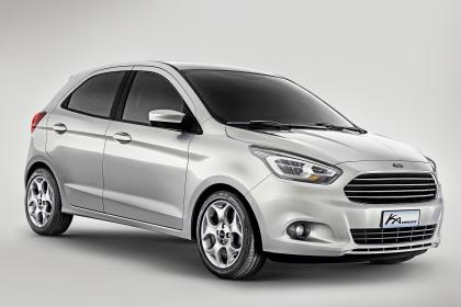 2017 Ford Ka Plus: AutoExpress.com