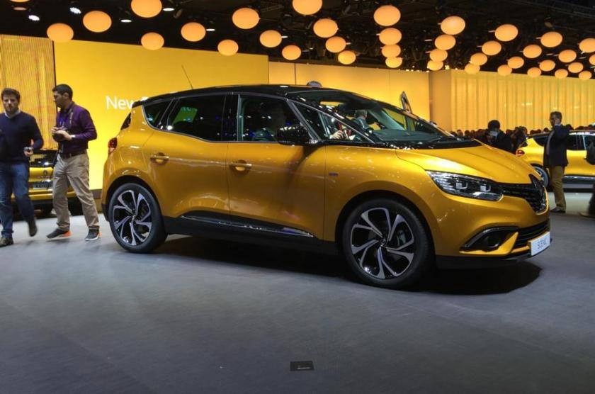 2016 Renault Scenic: source