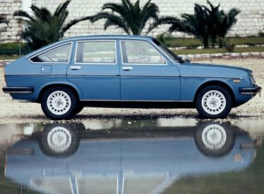 Lancia Beta Berlina Series II. Image: autorevue.cz