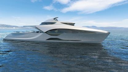 Cercio Concept - image : boatinternational.com
