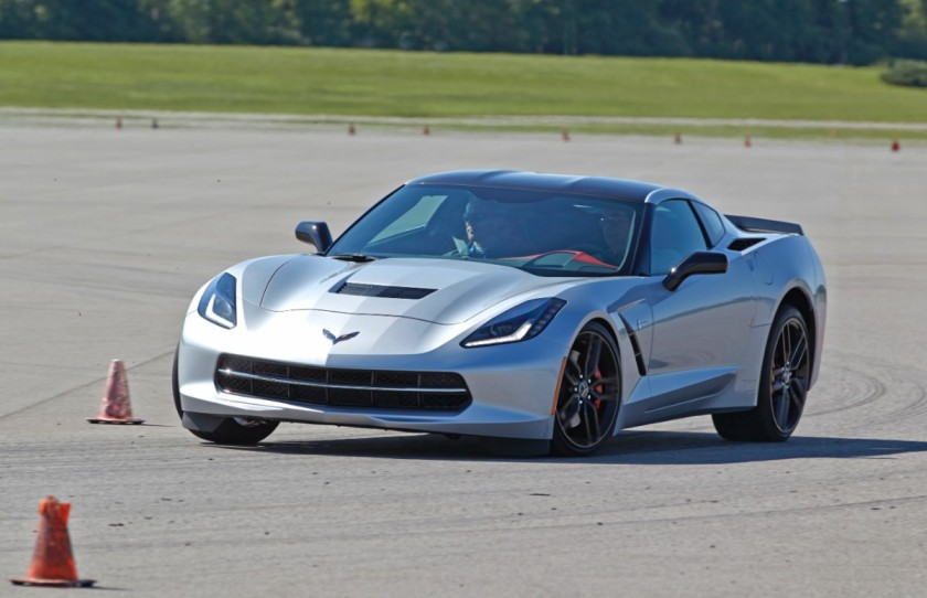 Be sniffy, but it works. image : corvetteonline.com