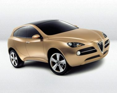 A good decade late to market. Alfa Romeo's Kamal. Image:digitaltrends