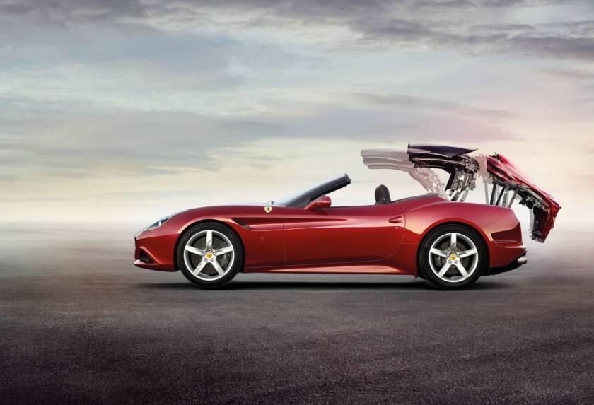 Ferrari California - image : dailyautofix.com