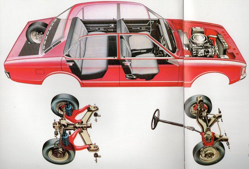Ford Consul 1972001