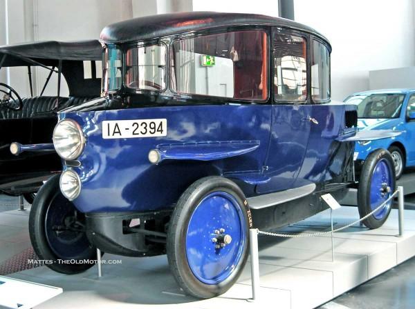 Rumpler Tropfenwagen - image : theoldmotor.com