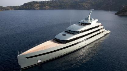 The Yacht Savannah - image : boatinternational.com
