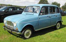 1961 Renault 4 - image : Andre Opløsninger / Wikipedia