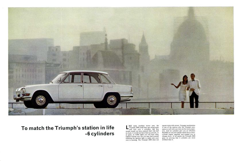 1963 Triumph 2000: source