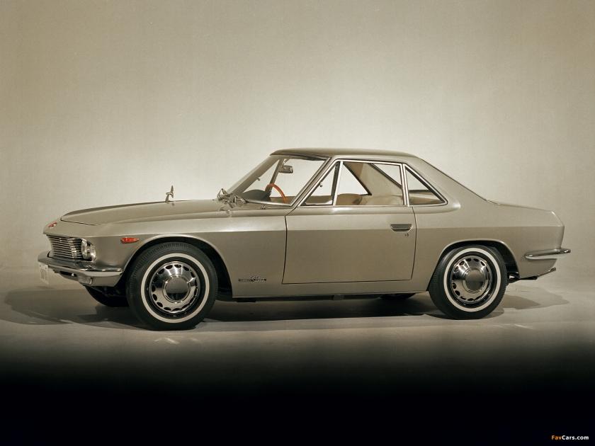 1965 Nissan Silvia CSP: source