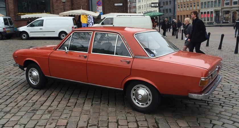 1968 Audi 100