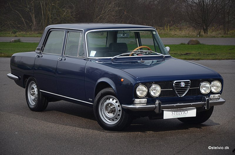 1973 Alfa Romeo 2000 Berlina: source
