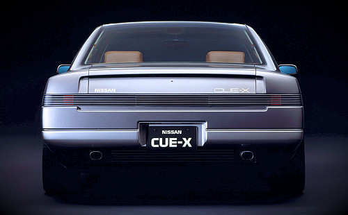 1985 Nissan CUE-X: source