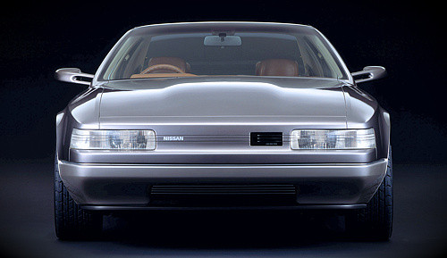 1985 Nissan CUE-X: source