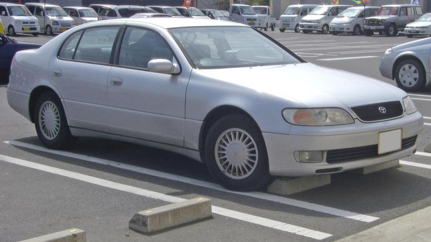 1989 Toyota Aristo