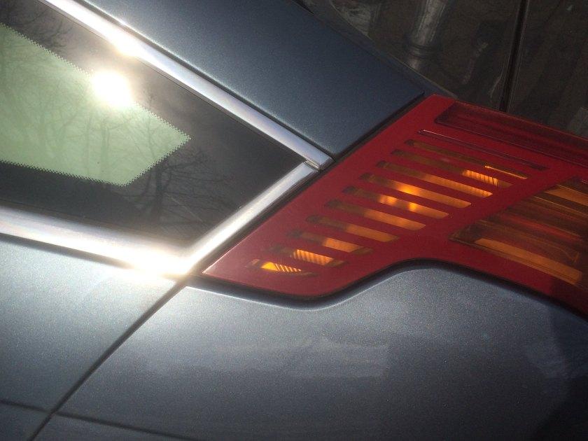 2007 Citroen C6 lamp