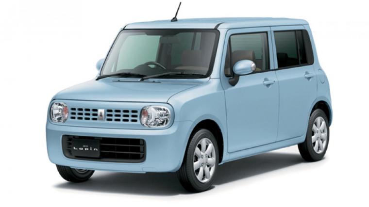 2008 Suzuki Lapin image : topgear.com