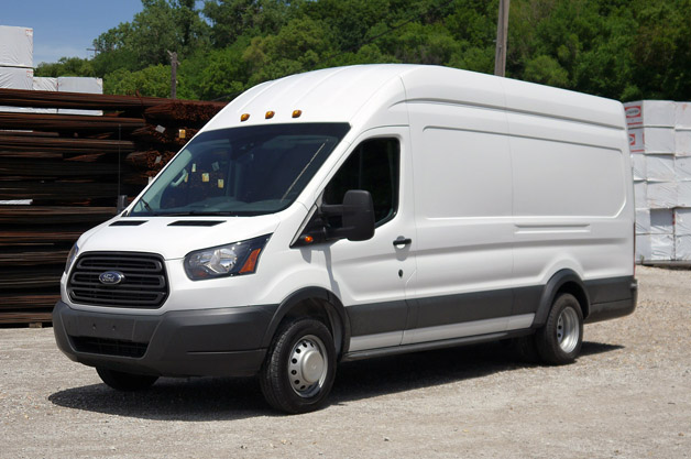 2015 Ford Transit: source