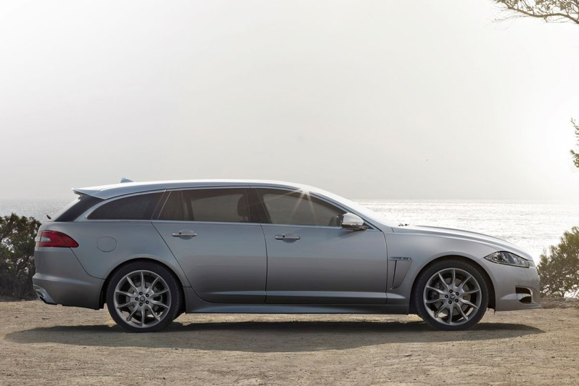 Not for the likes of you. Bye bye Sportbrake. Image:autoweek.nl