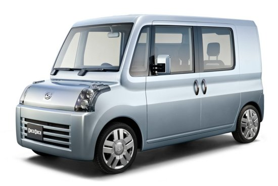 2009 Daihatsu Deca Deca image : modernracer-com