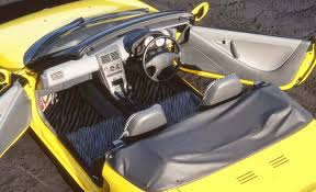 1991-1996 Honda Beat interior: source