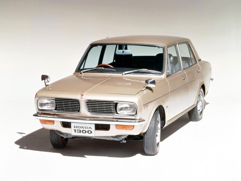 Honda 1300 A autoevolution-com