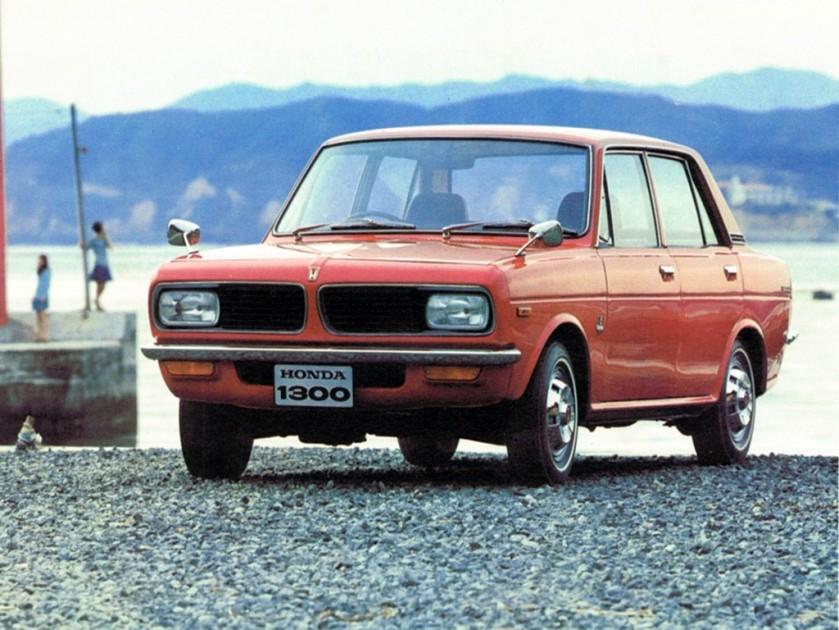 Honda 1300 C autoevolution-com